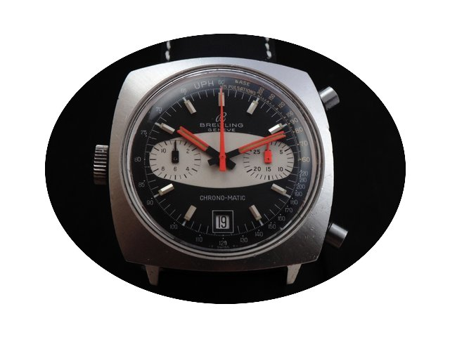 Breitling Vintage Chrono-Matic 70's...