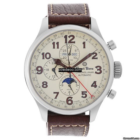 Ernst Benz Chronolunar GC10318...