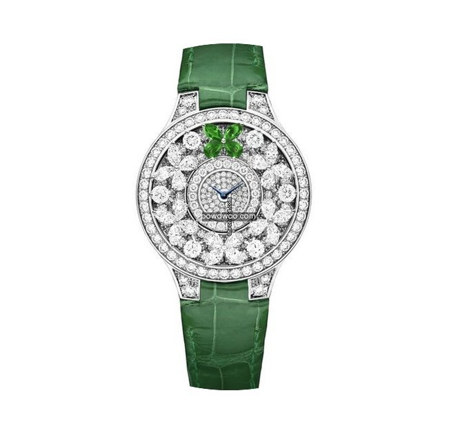 Graf ButterFly White Gold Diamonds Watch...