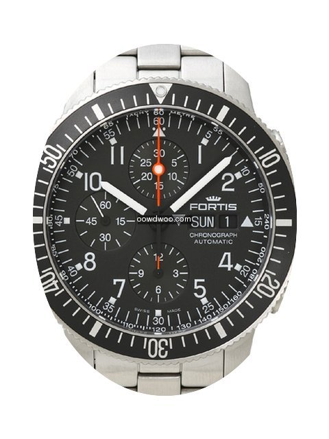 Fortis B-42 Official Cosmonauts Chronogr...