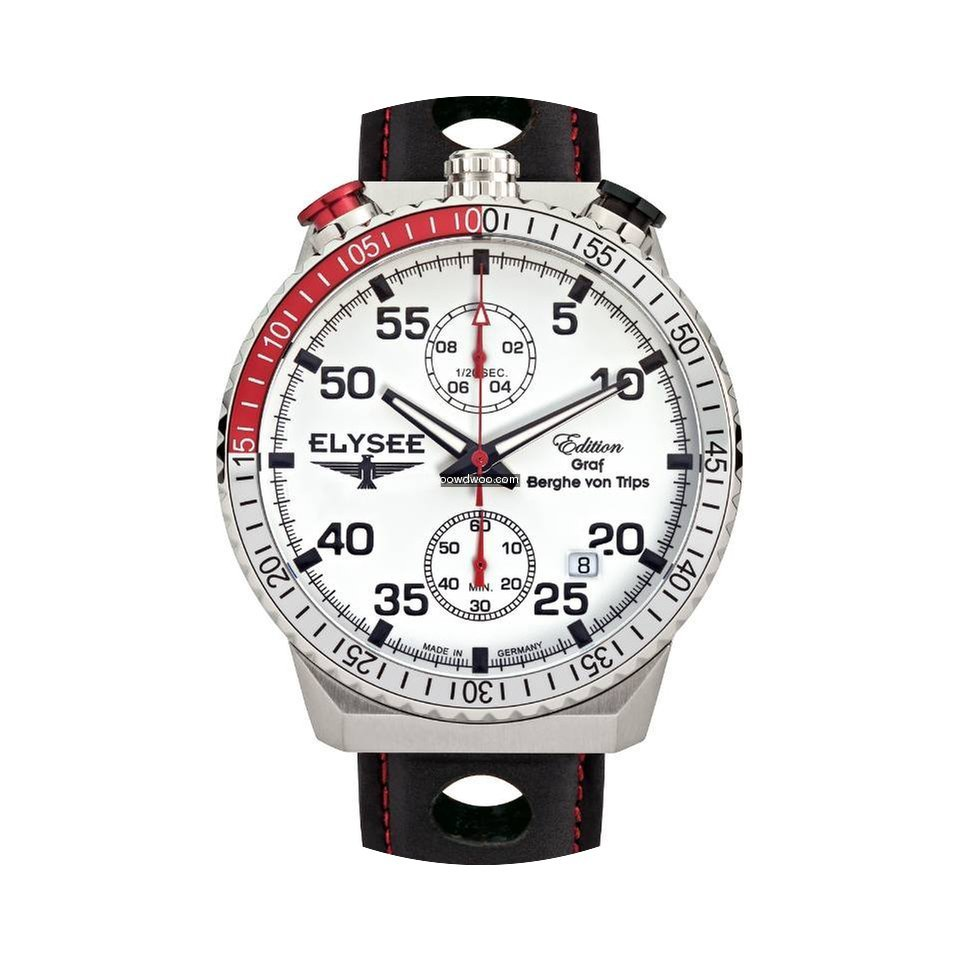 Elysee Rally Timer I 80516MM...
