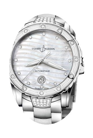 Ulysse Nardin Lady Diver 40mm Ladies Wat...