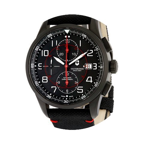 Victorinox Swiss Army Airboss Black Edit...