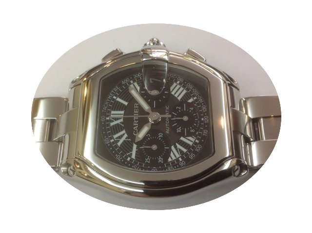 Cartier Roadster chronograph ref.W62007X...