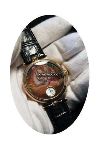 Angular Momentum Bengal Tiger 41mm...