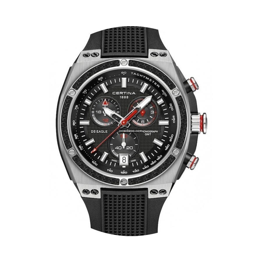 Certina DS Eagle GMT Chronograph C023.73...