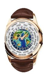 Patek Philippe 5131R World Time New Vers...