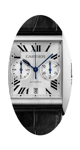 Cartier Tank MC Chronograph Automatic Si...