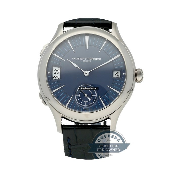 Laurent Ferrier Galet Traveller LCF007.G...