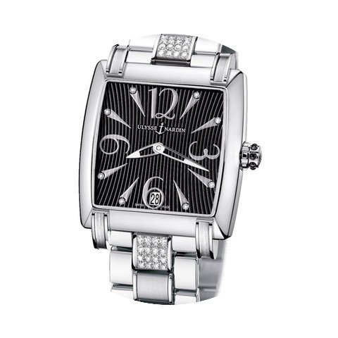 Ulysse Nardin Caprice Stainless Steel Di...