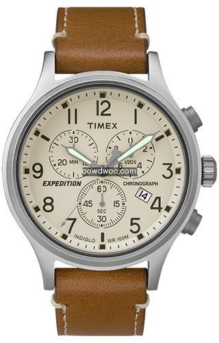 Timex Expedition Scout Chrono TW4B09200 ...
