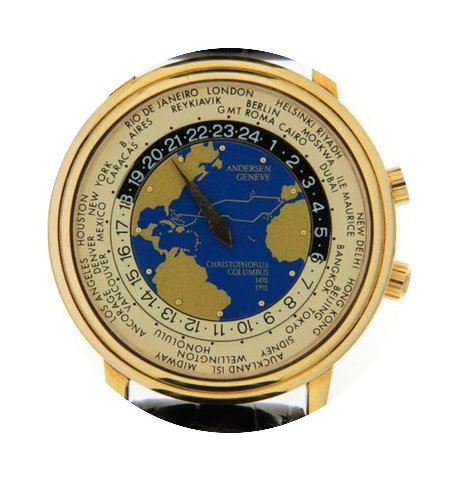 Andersen Genève Worldtimer-limited Edit...