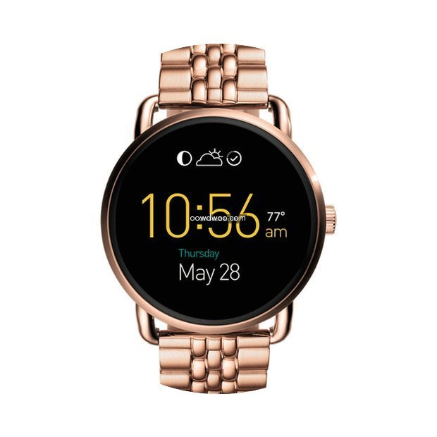 Fossil Q Wander Smart Watch Ref. FTW2112...
