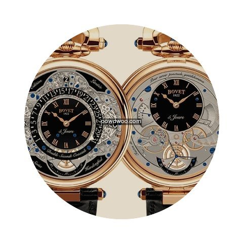 Bovet Amadeo Fleurier Grand Complication...