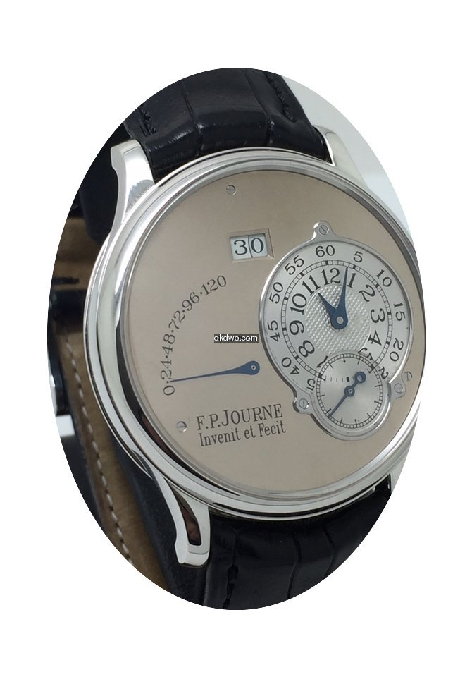 F.P.Journe Octa ad: Price on request F.P...