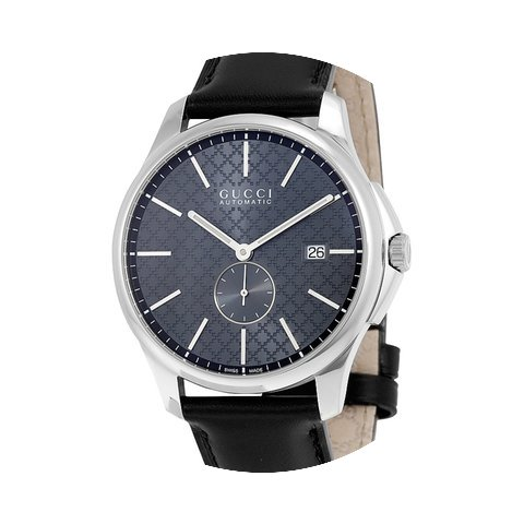 Gucci G-Timeless Automatic Grey Dial Bla...