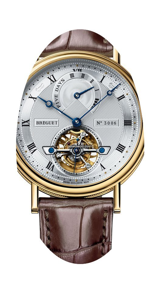 Breguet Tourbillon Automatic Power Reser...