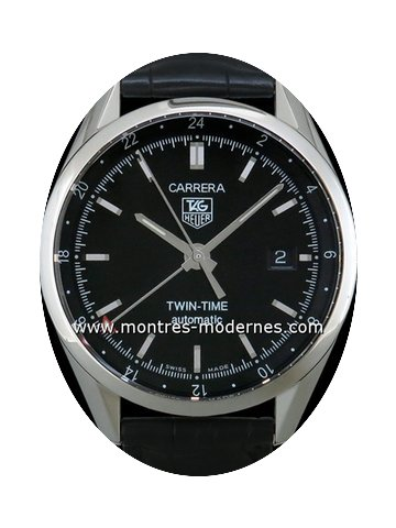 TAG Heuer Carrera Twin Time Réf.wv2115-...