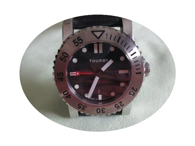 Tourby Lawless Diver 45...